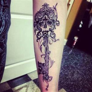 Key Tattoos for Men - Ideas and Inspiration for Guys