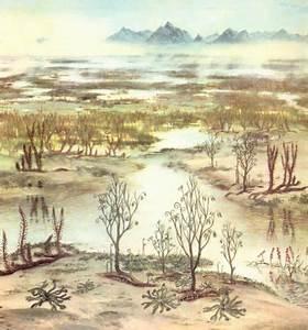 Silurian Time Period  Silurian