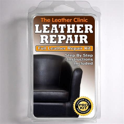 Repair In Leather by Black Leather Sofa Chair Repair Kit For Tears Holes
