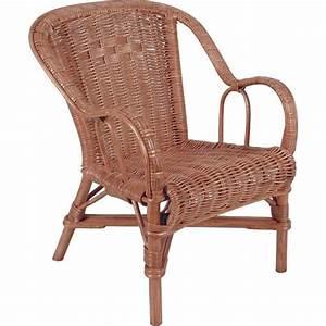 Fauteuil En Osier : fauteuil enfant en rotin ~ Melissatoandfro.com Idées de Décoration