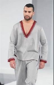 Tenue Blanche Homme : vetement homme oriental tenue orientale blanche brod homme ~ Melissatoandfro.com Idées de Décoration
