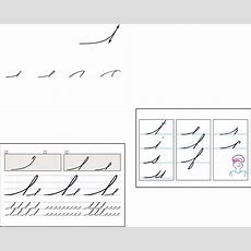Download Lessons For Cursive Handwriting Template Example For Free  Page 4 Formtemplate