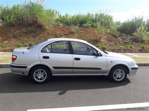 nissan sunny used nissan sunny 2001 sunny for sale quatre bornes