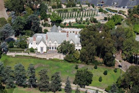 beverly california greystone mansion photo