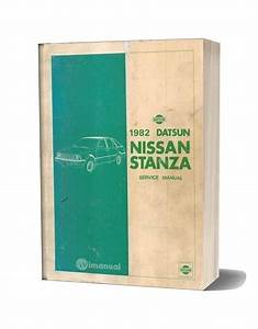 Nissan Stanza 1982 Factory Service Manual