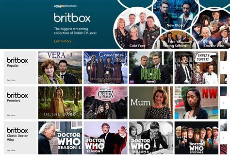 telly  britbox    amazon channels