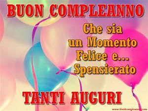Le Frasi Piu39 Belle Di Auguri Compleanno Per I Migliori