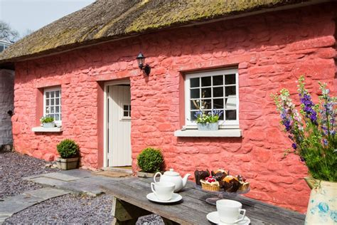 Aberaeron Romantic Cottages With Hot Tubs In West Wales