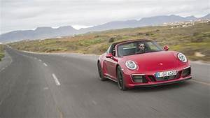 Porsche 911 Targa : 2017 porsche 911 gts review caradvice ~ Medecine-chirurgie-esthetiques.com Avis de Voitures