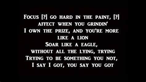 kevin gates stop lyin lyrics youtube
