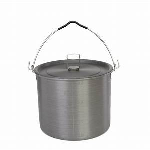 ALOCS Outdoor Cooking Pot Portable Camping Pot Picnic ...
