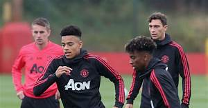 Mason Greenwood shocked a Manchester United player in ...