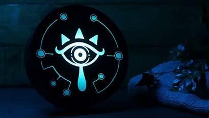 Zelda Sheikah Projection Eye Legend