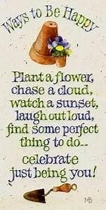 17 Best Garden ... Garden Happiness Quotes