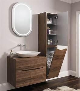 Bauhaus Gäste Wc Waschbecken : glide ii american walnut bauhaus bathrooms furniture suites basins ultimate bathroom ~ Markanthonyermac.com Haus und Dekorationen