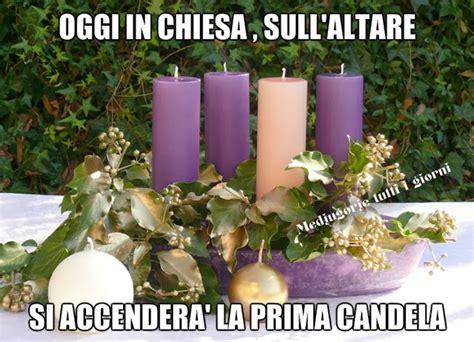 I Colori Delle Quattro Candele Dell Avvento by Medjugorje Tutti I Giorni La Corona Dell Avvento