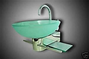 Waschbecken Gäste Wc : waschbecken waschtisch waschschale glas g ste wc neu ebay ~ Watch28wear.com Haus und Dekorationen