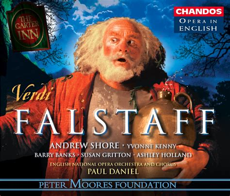 Verdi Falstaff Vocal & Song Opera In English Opera In English