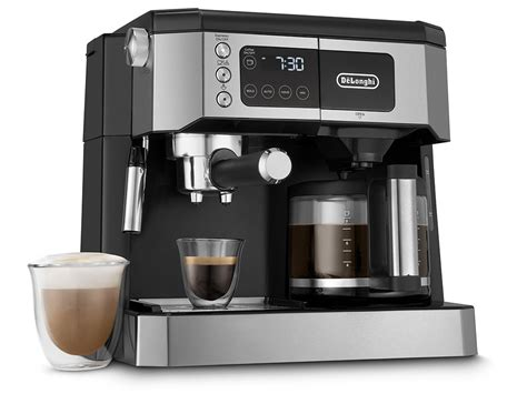 Browse our great prices & discounts on the best espresso maker kitchen appliances. All-in-One Coffee & Espresso Maker with Advanced Milk Frother, COM530M | De'Longhi US