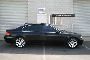 2004 Bmw 745li  Looks Great Luxury Edition 745i 7501 750li