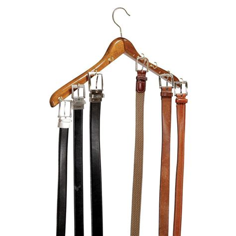 Belt Holder For Closet by Easy Ways To Expand Your Closet Space The Family