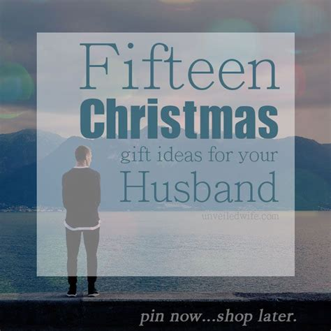 25 unique christmas gift ideas for your husband