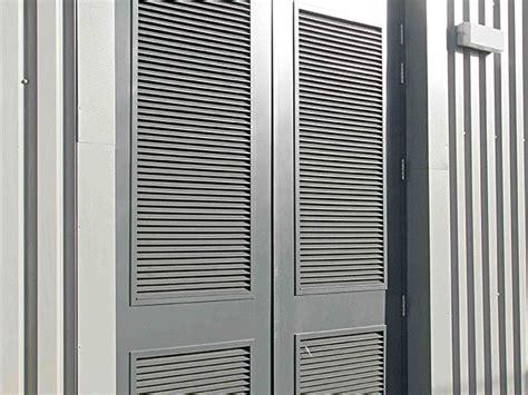 Commercial Steel Security Doors