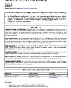 Java Resume Sle 3 Years Experience by 8 Cv Format Sle Theorynpractice Sa