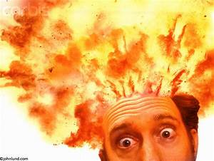 Exploding Man's Head - Ball of Fire
