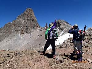 MOUNT KENYA - African Ascents