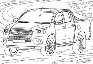 Popularny  Kolorowanki Toyota