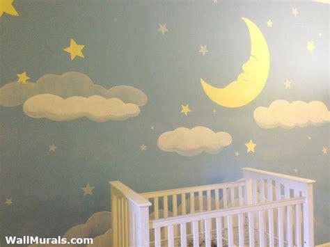 baby room wall murals nursery mural examples wall