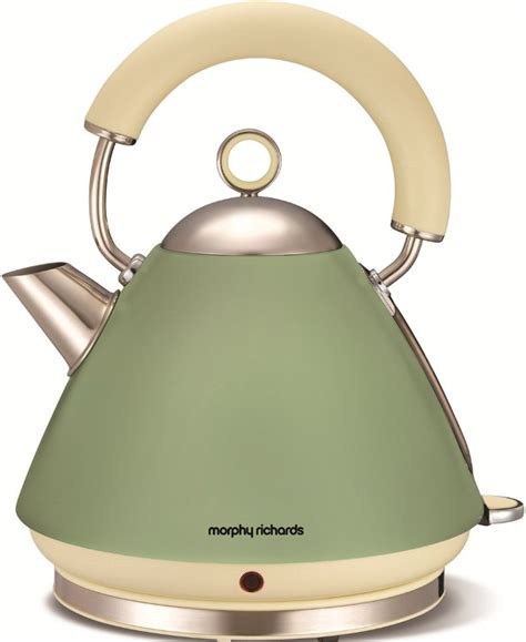 Morphy Richards Wasserkocher by Buy Morphy Richards Kettle 102001 Accents Pyramid