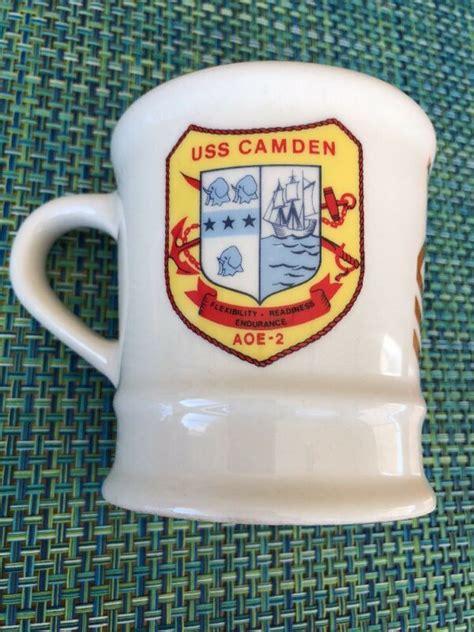 Just a civilian but i love my handleless navy mug. Navy Mug - Military Collectibles - Old, Vintage Military Collectibles For Sale