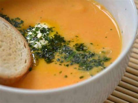 carotte cuisine les meilleures recettes de courge musquée et soupe