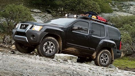 2017 Nissan Xterra Affordable Old-school Suv To Be Re