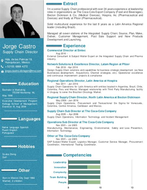 Professional Resume Brochure by Resume Brochure 2017