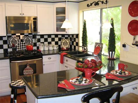 kitchen accessory ideas decorating themed ideas for kitchens afreakatheart
