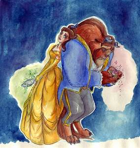 Pin by Elie Quiroz on Beauty and the Beast Fan Art | Pinterest
