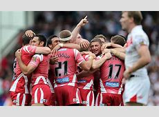 Wigan 18 St Helens 12 Sam Tomkins fires Warriors to