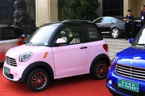 Smart Car Reasonable Price Automatic Gearshift Seater