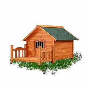pet squeak porch pups dog house medium chewycom With chewy dog houses