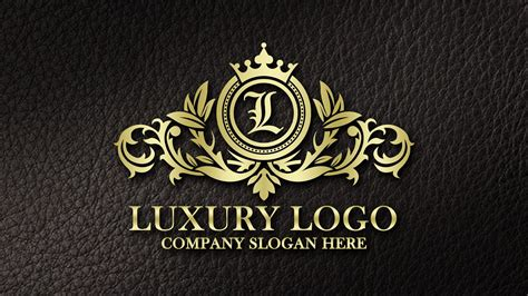 professional luxury logo design  template  graphicsfamily