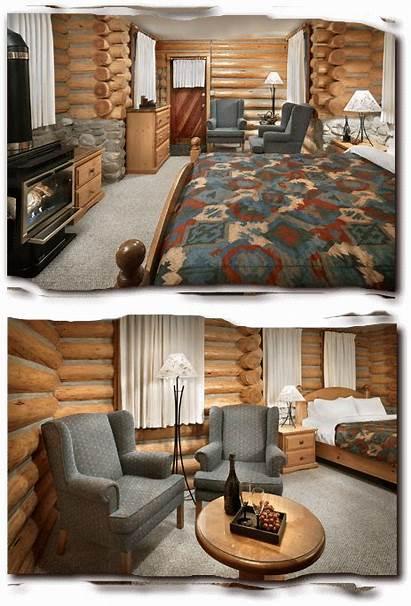 Bungalows Log Cabin Lake Patricia