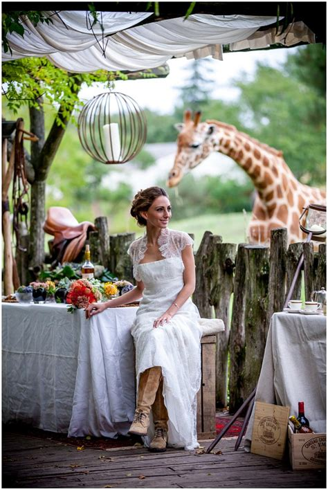 Out Of Africa Wedding Styled Shoot