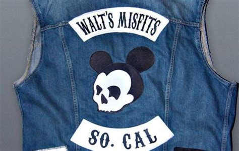 The Vests Of Disney Social Clubs