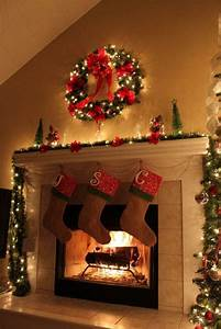 2016 Christmas Mantel Decorating Ideas - Design Trends Blog