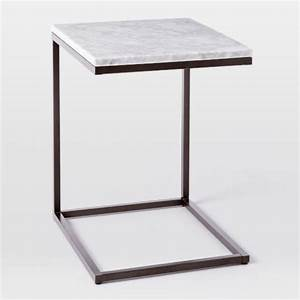 10 Best C Tables for Your Living Room 2018 - C Shaped End