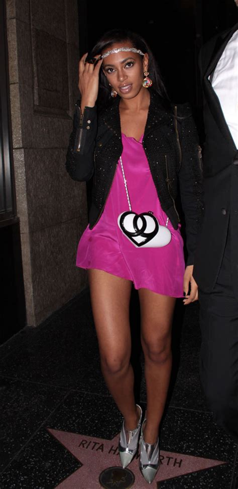 solange knowles chanel heart bag stylefrizz photo gallery