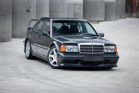 La même année c'était la première édition du championnat de voiture de tourisme allemand le dtm. Mercedes 190E 2.5-16 Evolution II 1990 - SPRZEDANY - Giełda klasyków